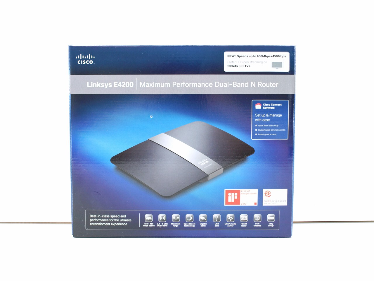 Linksys EA6500 802.11ac router Review - Cisco Connect ...