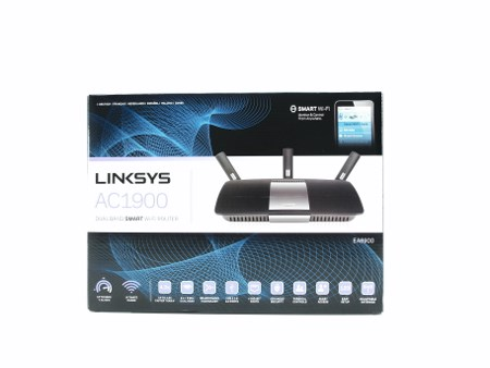 how to change language on linksys smart wifi
