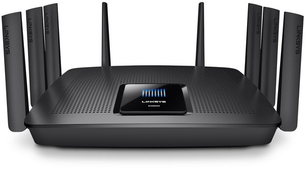 Linksys EA9500 MAX-STREAM AC5400 MU-MIMO Gigabit Router Review