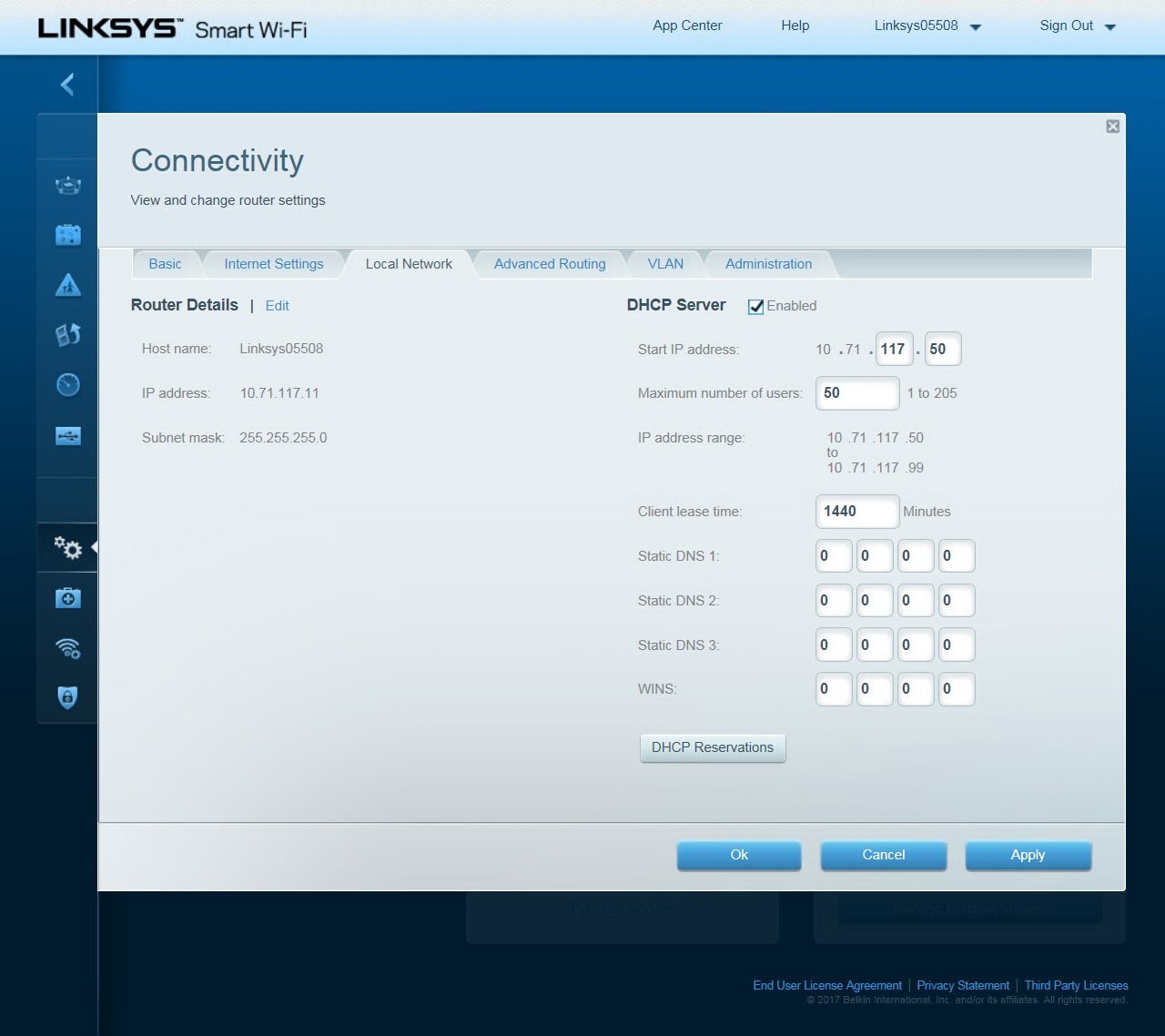 Linksys Router Login >> Linksys EA9500 MAX-STREAM AC5400 MU-MIMO Gigabit Router Review