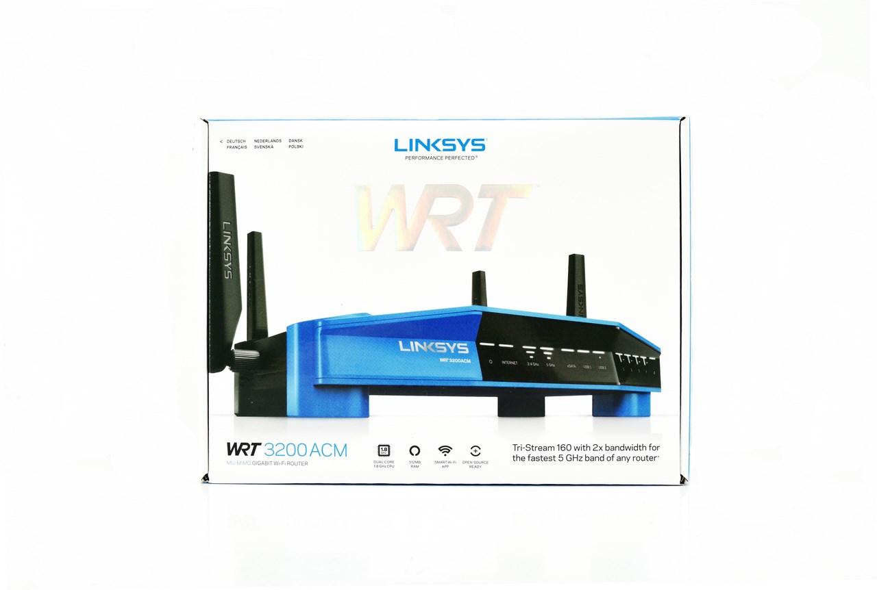 Linksys WRT3200ACM AC3200 MU-MIMO Gigabit Wi-Fi Router Review