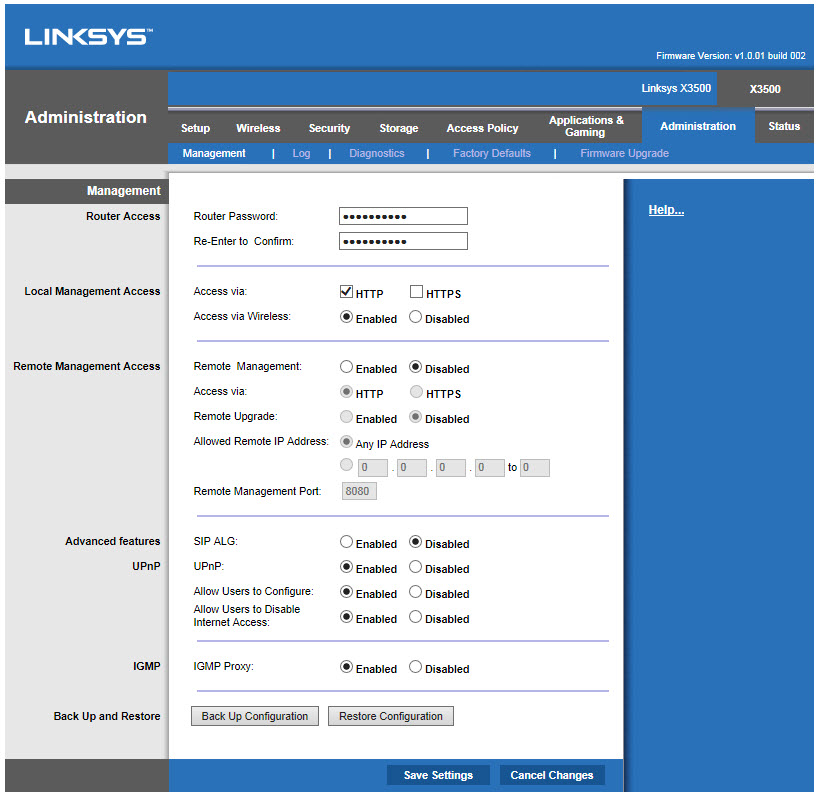 Linksys X3500 N750 Dual-Band Wireless Modem/Router Review