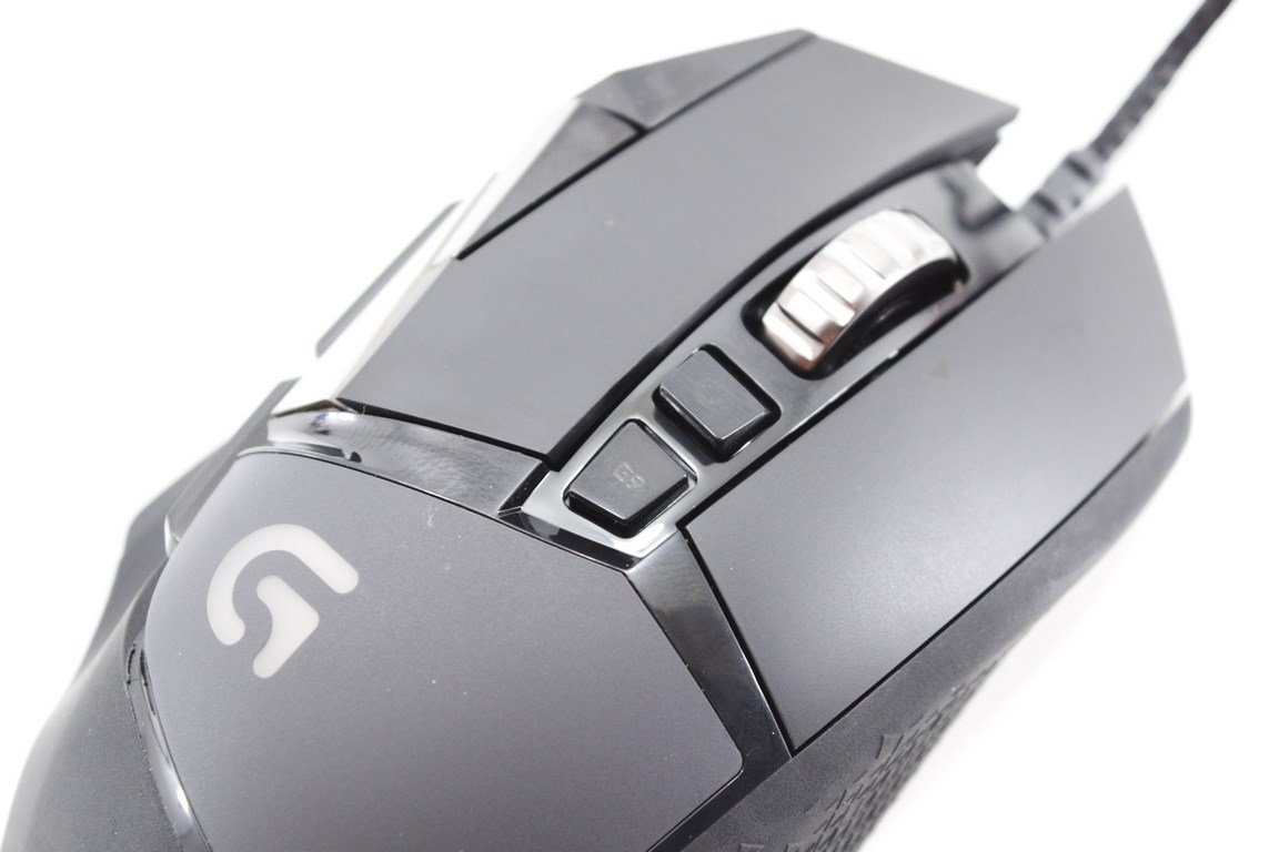 how to stop blue on logitech protues spectrum