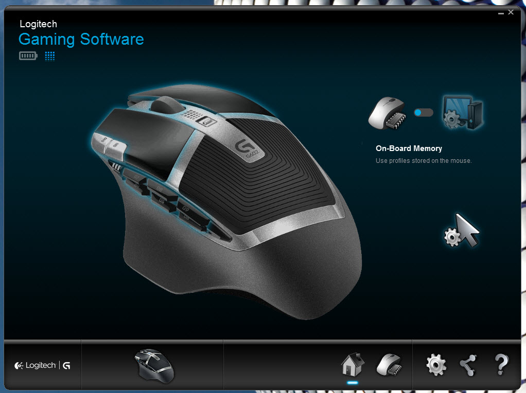 mouse g602 firmware version 000.000.00000