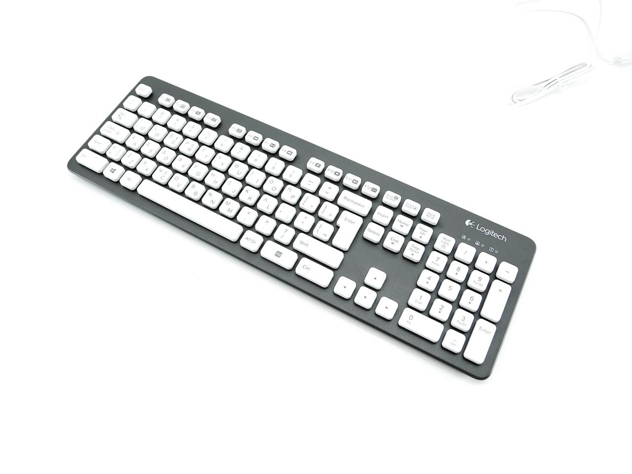 how to clean logitech keyboard keys