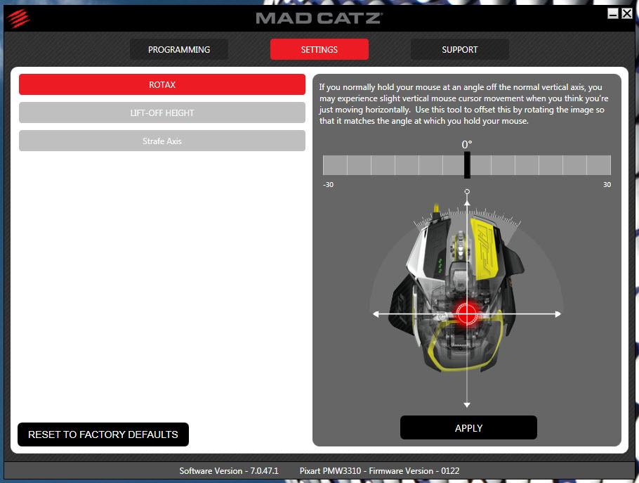 Mad Catz Cyborg RAT 7 Drivers Download  Solvusoft