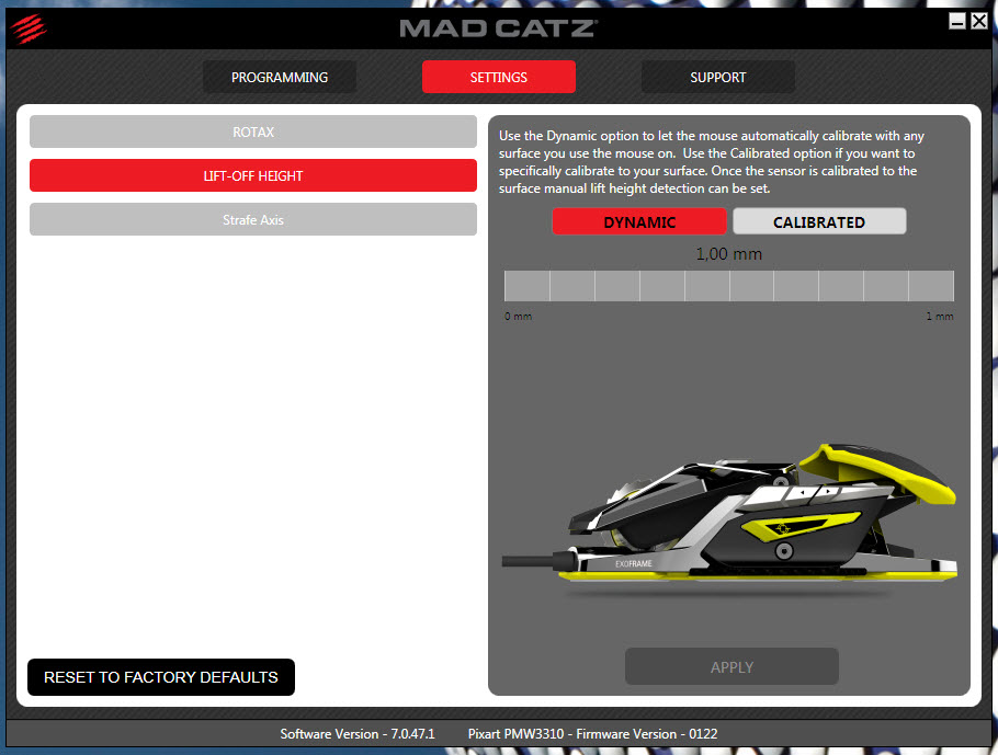 mad catz r a t pro x ultimate gaming mouse review. Black Bedroom Furniture Sets. Home Design Ideas