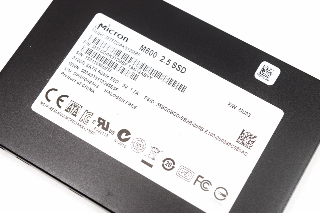 micron m600 512gb ssd review. Black Bedroom Furniture Sets. Home Design Ideas
