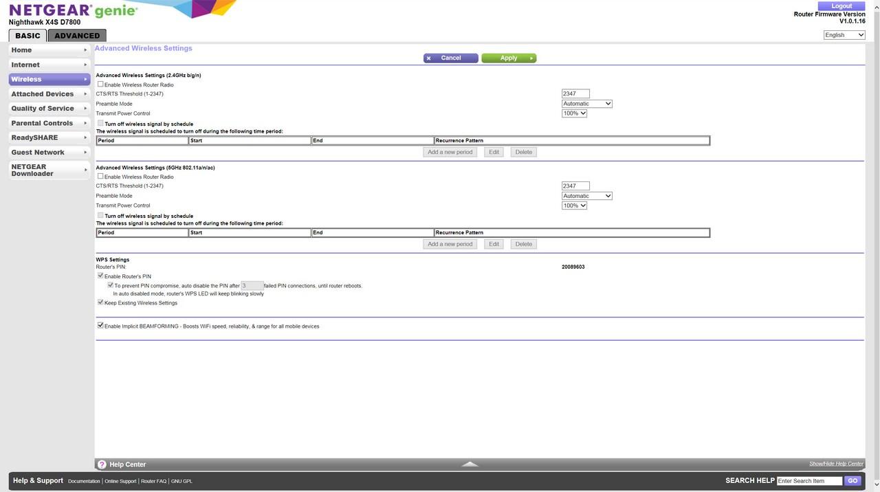 Netgear Nighthawk X4s D7800 Ac2600 Wifi Vdsl Adsl Modem Router Review Wiring Diagram Web3t
