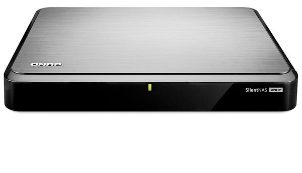 QNAP SilentNAS HS-251 NAS Server Review