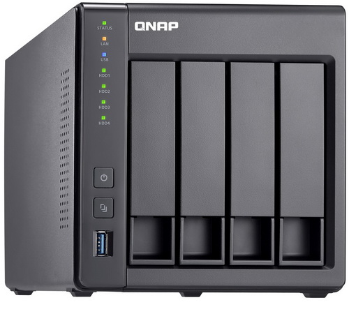 QNAP TS-431X2-8G 10GbE NAS Server Review