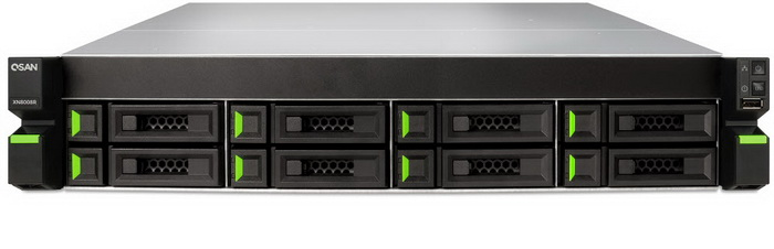 QSAN XCubeNAS XN7008RE NAS Server Review