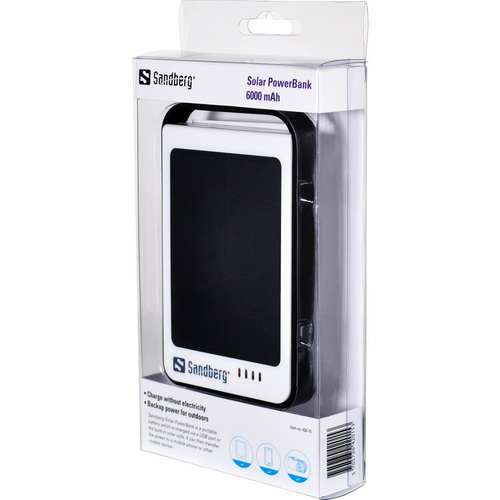 solar powerbank 6000a