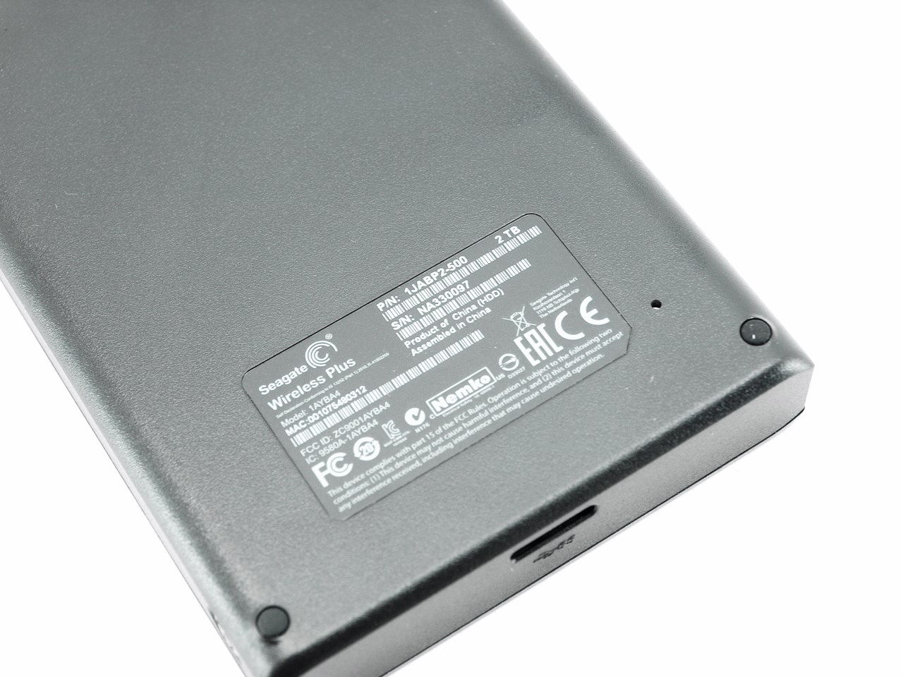 Seagate Wireless Plus 2tb Mobile Device Storage Review