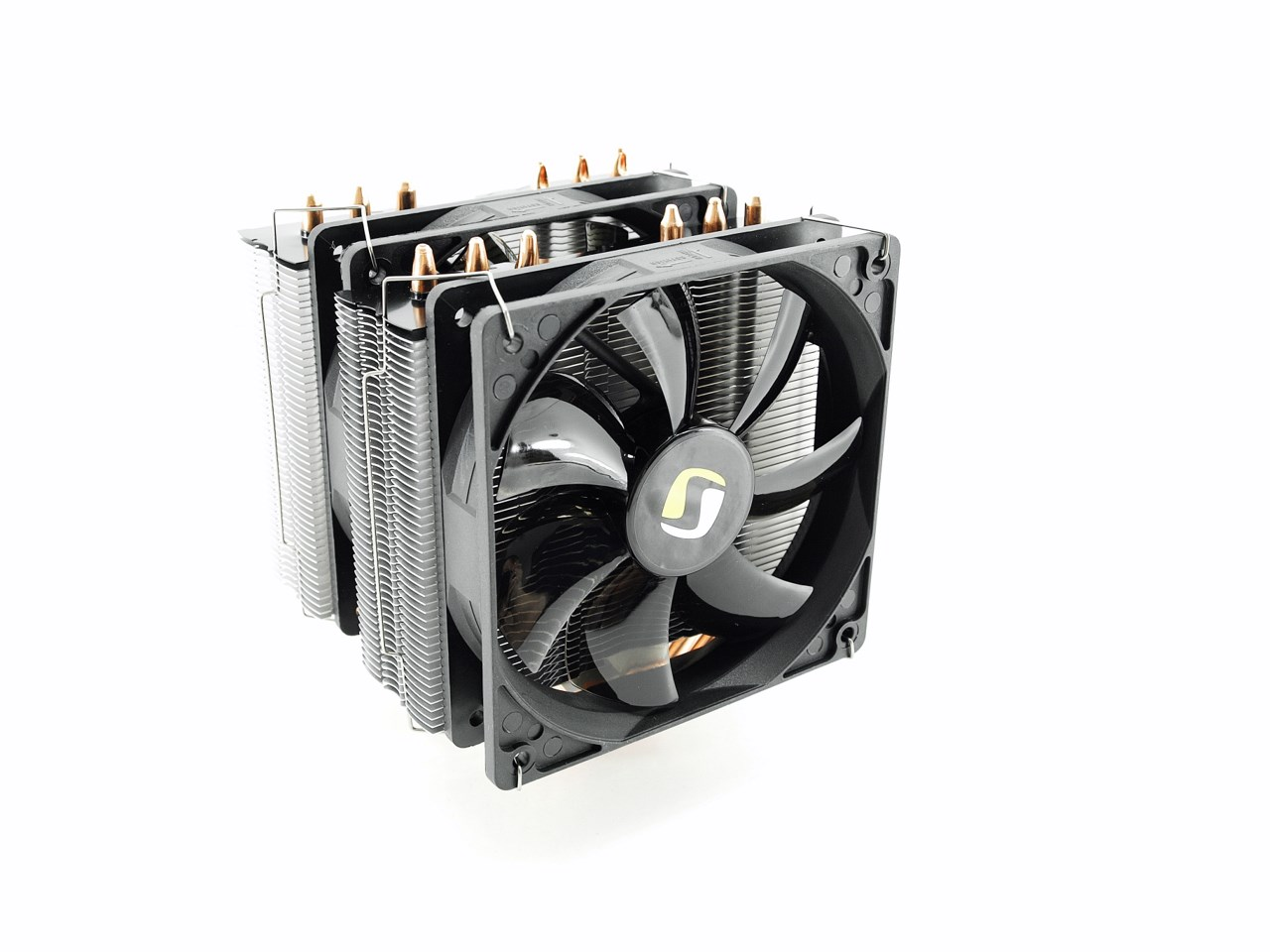 how to turn on both fans gpu