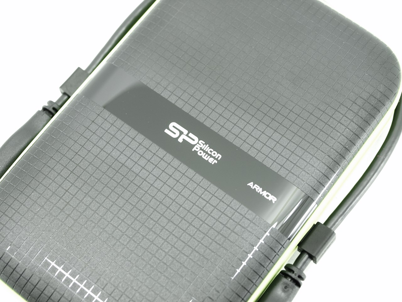 how to use silicon power hard drive