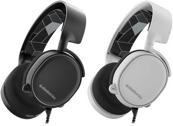 steelseries arctis 3 7 1 surround gaming headset review. Black Bedroom Furniture Sets. Home Design Ideas