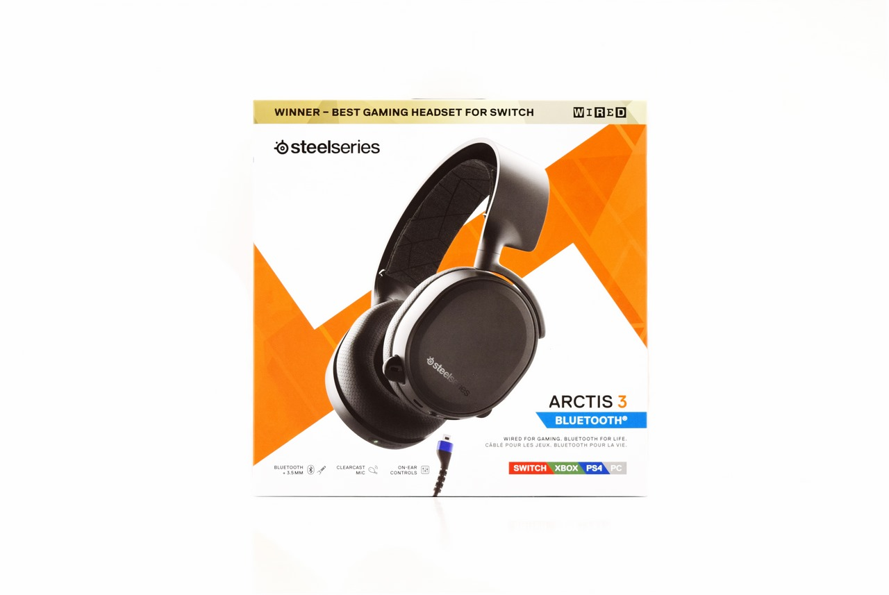 Steelseries Arctis 3 Bluetooth 2019 Gaming Headset Review