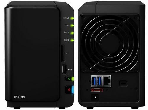 synology diskstation ds213 nas server review. Black Bedroom Furniture Sets. Home Design Ideas