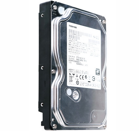 Toshiba DT01ABA100 & DT01ACA100 1TB SATA III HDDs Review
