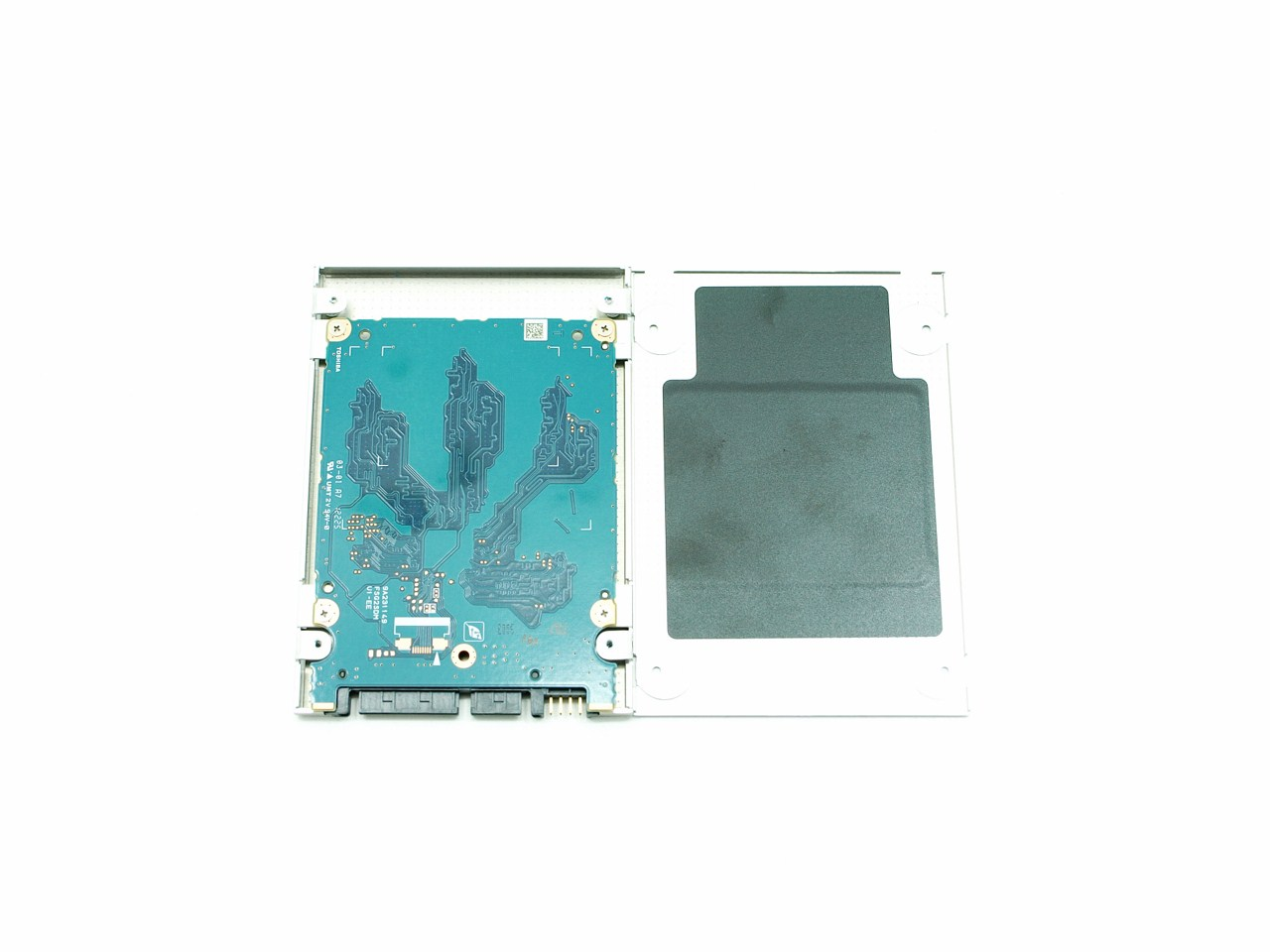 Toshiba THNSNF512GCSS 512GB SSD Review
