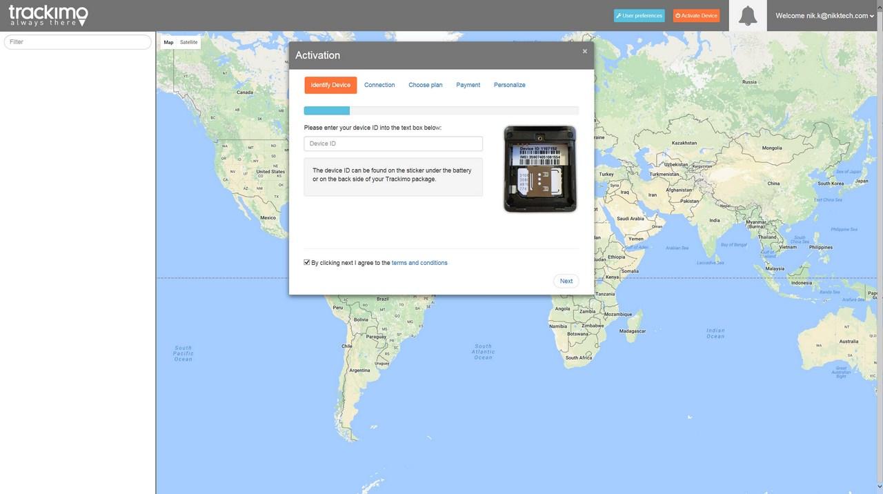 Trackimo Car/Marine GPS Tracker Review