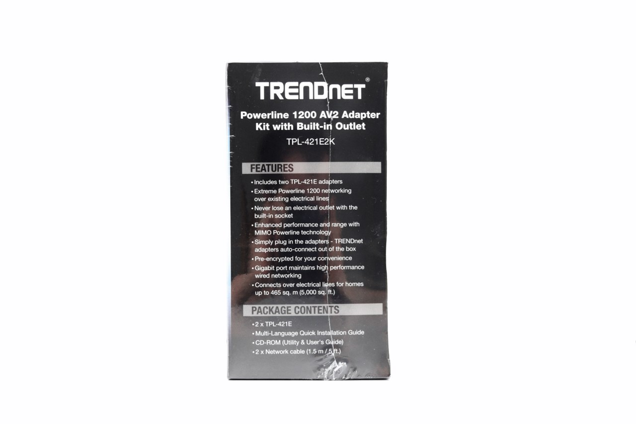 trendnet powerline 500 av2 manual