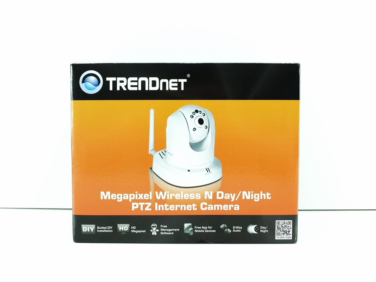 TRENDnet TV-IP672W v1.0R Internet Camera 64 BIT