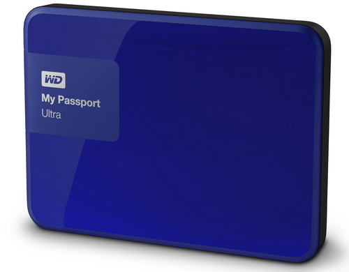 WD My Passport Ultra 3TB USB 3 0 Portable Hard Drive Review