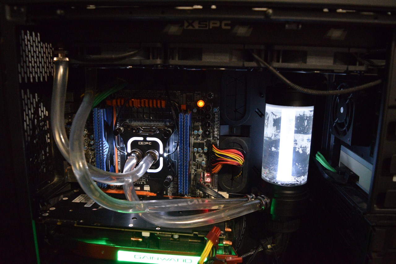 XSPC RayStorm Pro X4 Photon AX360 WaterCooling Kit Review