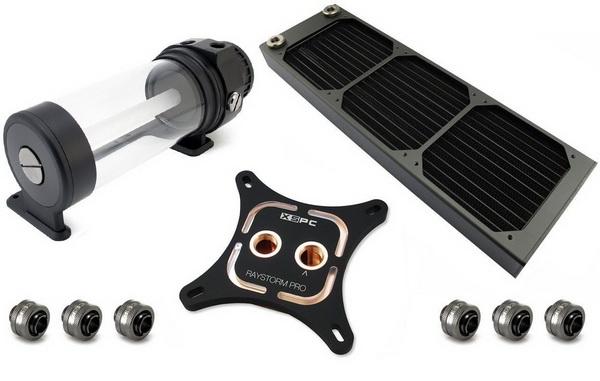 XSPC RayStorm Pro X4 Photon AX360 WaterCooling Kit